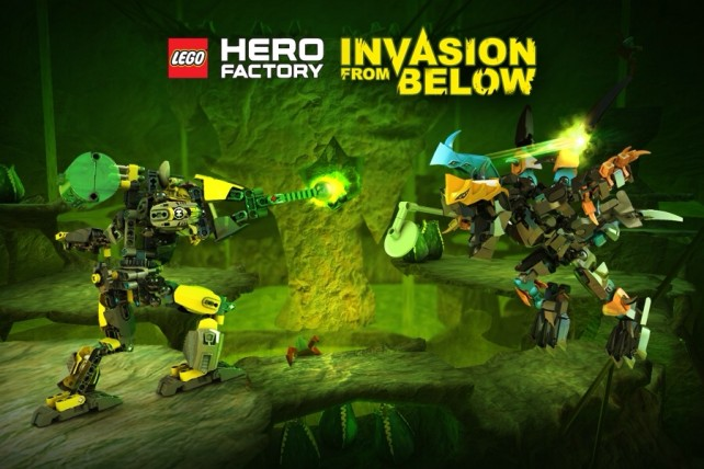 LEGO Hero Factory Invasion