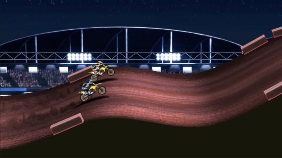 Mad Skills Motocross 2 для Android