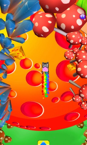 Nyan Cat The Space Journey для Android