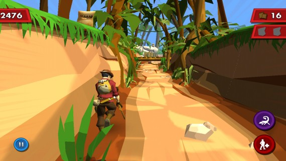 Pitfall Krave для Android
