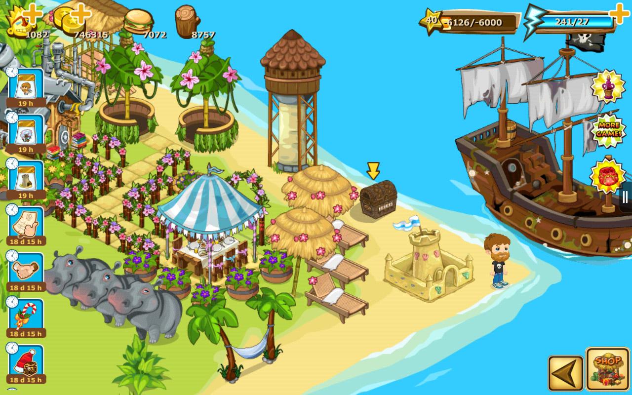 Робинзон Крузо игры игра - games.mi9.com