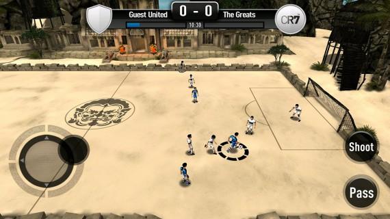 Cristiano Ronaldo Footy для Android