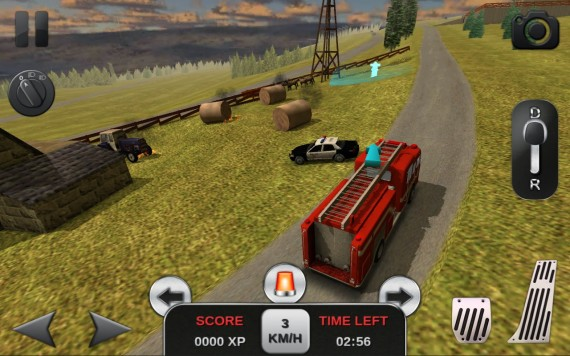 Симулятор Firefighter Simulator 3D
