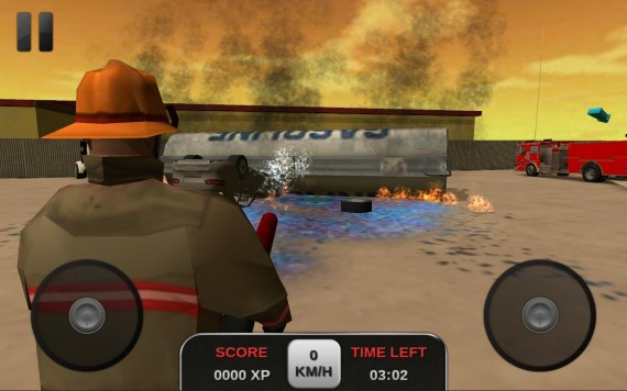 Firefighter Simulator 3D для Android