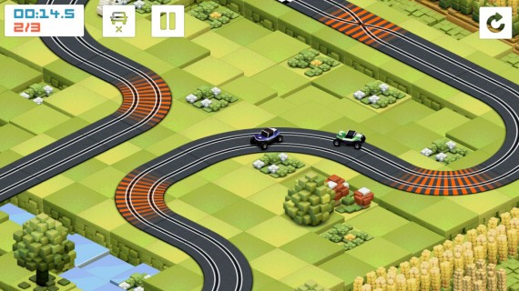 Гонки Groove Racer