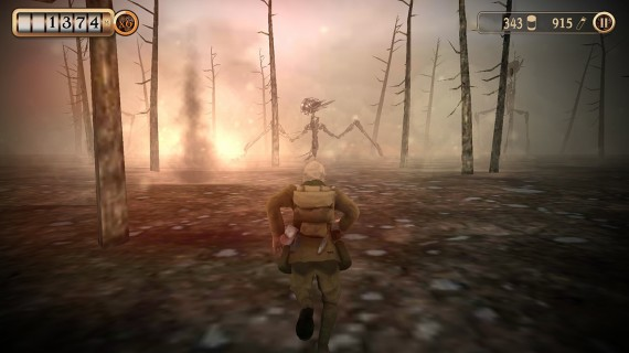 Игра The Great Martian War
