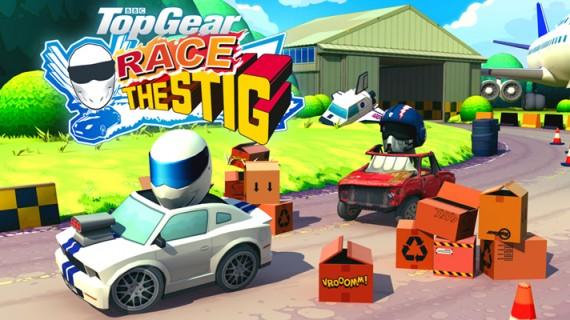 Top Gear Race the Stig