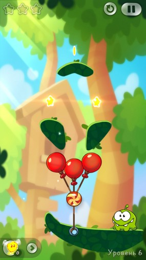 Cut the Rope 2 для Android