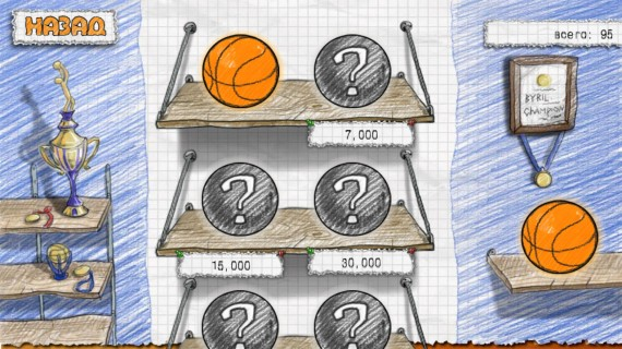 Doodle Basketball 2 для Android