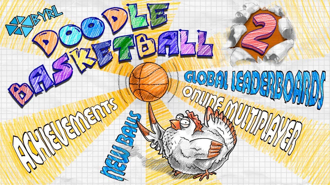 Doodle Basketball2