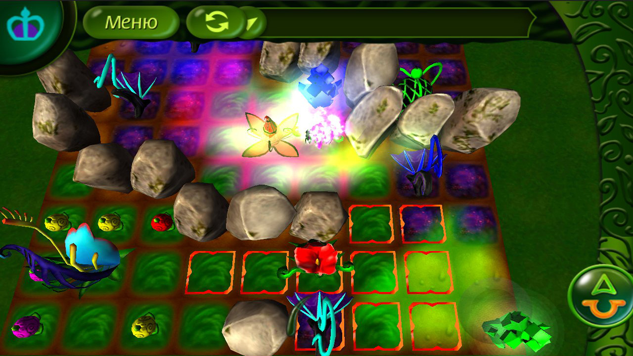 Flower Lamps для Android