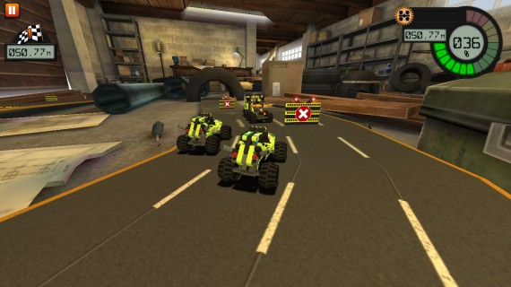 LEGO Technic Race для Android