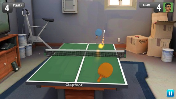 Игра Ping Pong Masters
