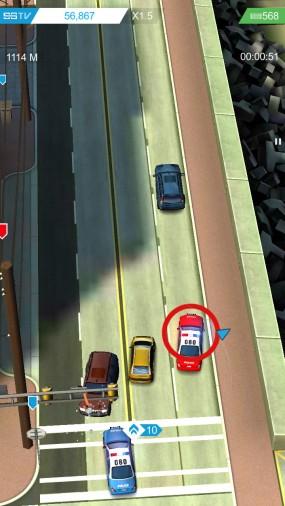 Гоночная аркада Smash Bandits Racing