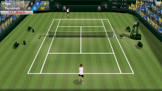 Tennis 3D для Android