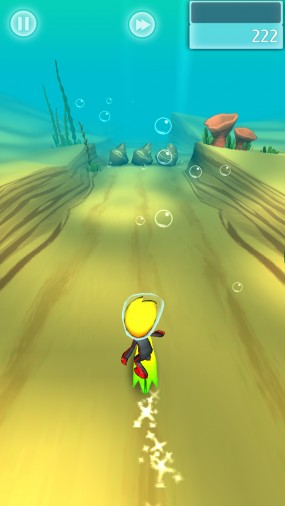 Раннер Ocean Run 3D