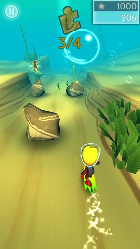 Аркада Ocean Run 3D