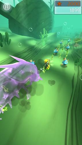 Ocean Run 3D для Android