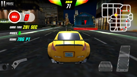 Taxi Drift для Android