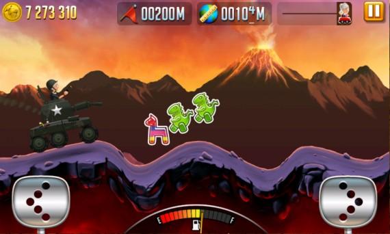 Angry Gran Racing для Android