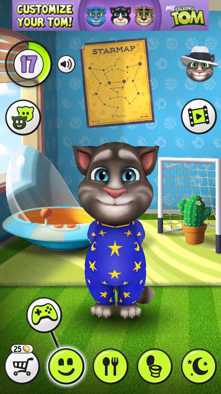 Игра Растить Кота скачать