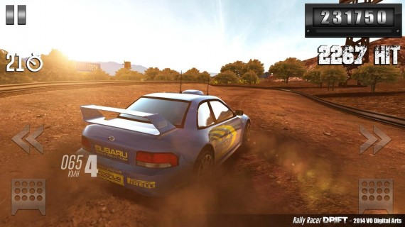 Гонки Rally Racer Drift