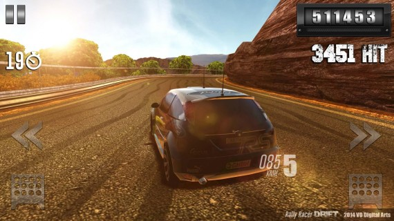 Rally Racer Drift для Android