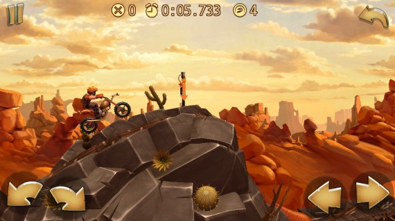 Extreme racing motorcycles Trials Frontier