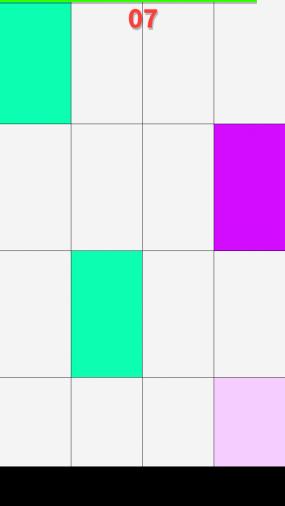 Игра на скорость Dont Tap The White Tile