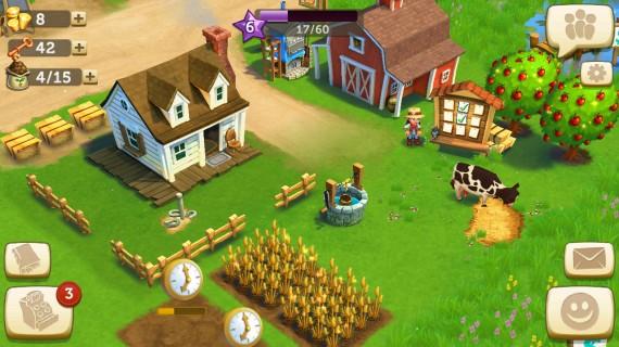 Ферма FarmVille 2