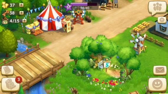 Игра FarmVille 2
