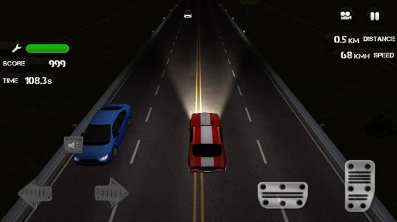 Race The Traffic для Android