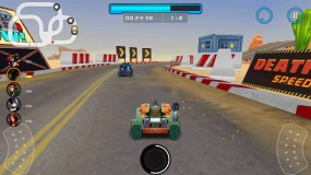 Racing Tank 2 для Android