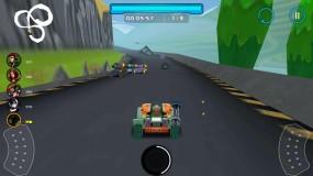 Гонки Racing Tank 2 в боевом жанре