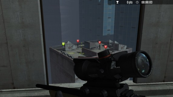 Игра Sniper Tactical