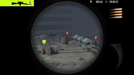 Sniper Tactical играйте за снайпера