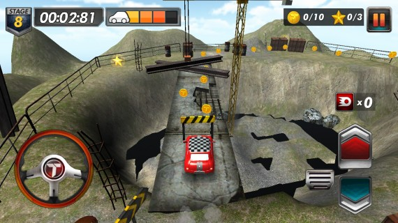 Trigger On The Road для Android