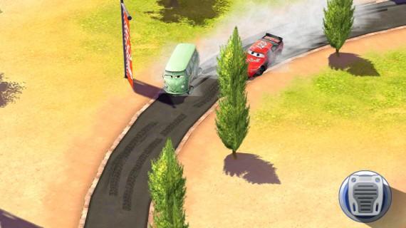 Гонки Cars Fast as Lightning