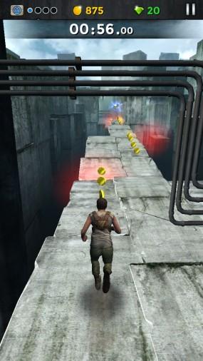 Игра Maze Runner по мотивам фильма