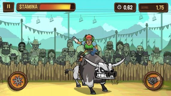 PBR Raging Bulls для Android