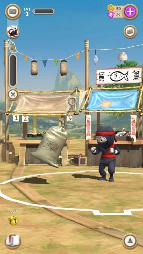 Clumsy Ninja для Android
