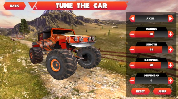 Offroad Legends 2 для Android