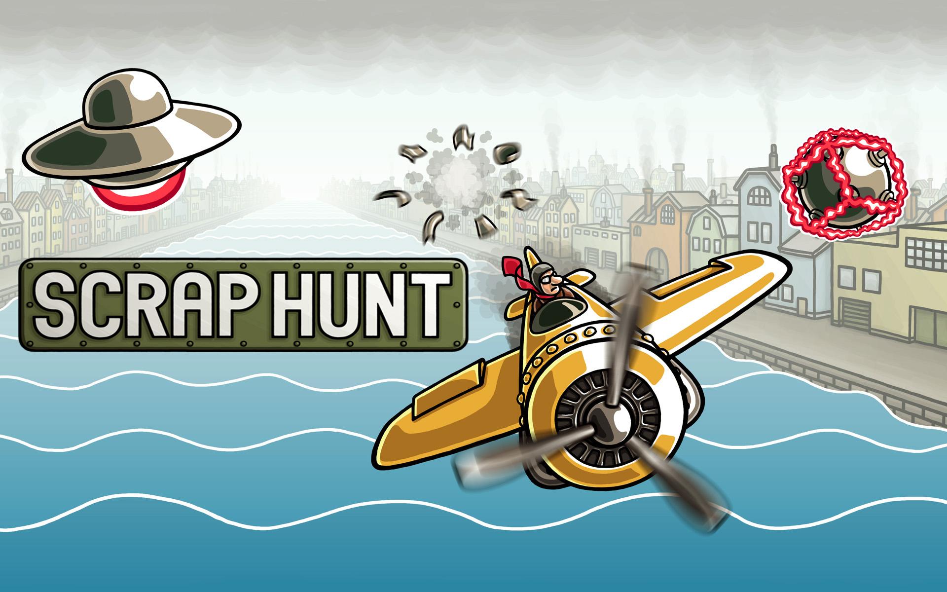Scrap Hunt