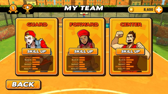 Street Dunk для Android