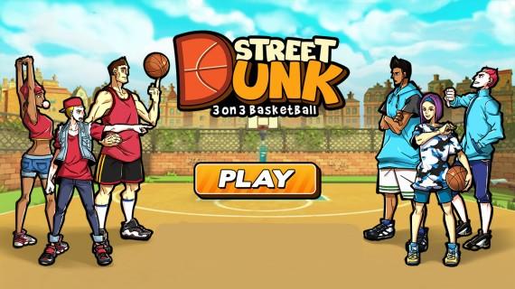 Street Dunk