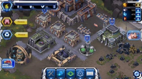 Стратегия Under Fire Invasion