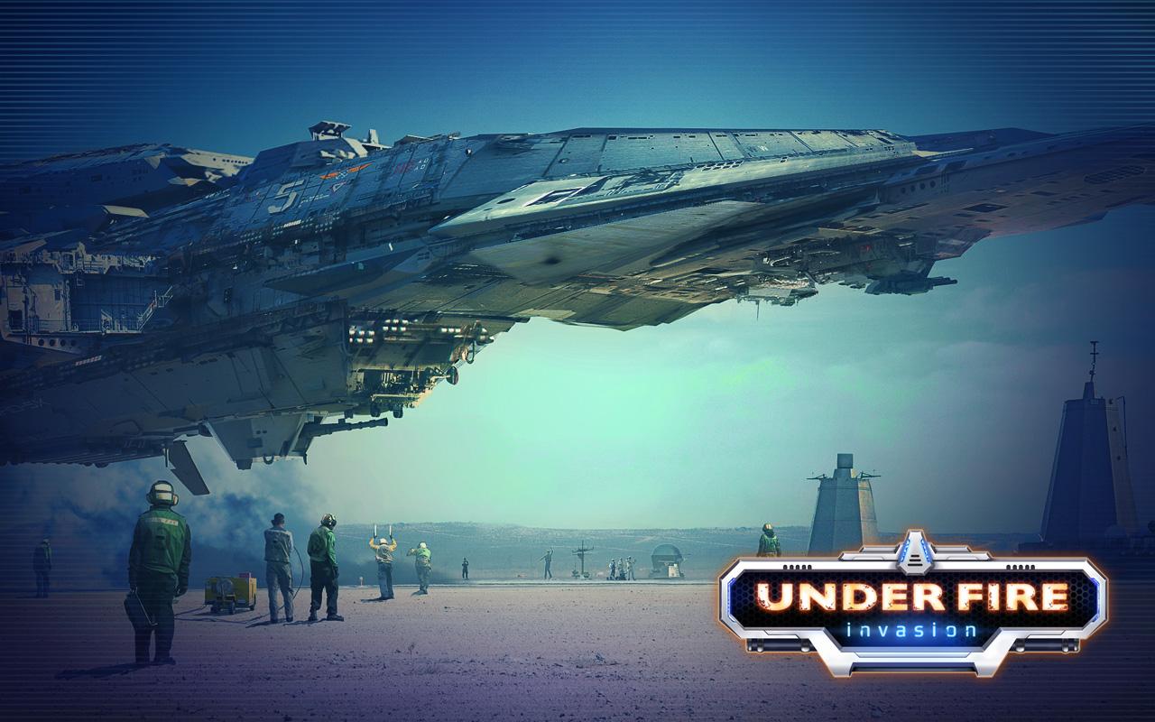 Under Fire Invasion