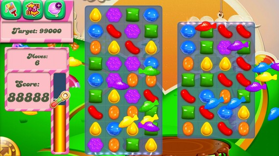 Candy Crush Saga для Android