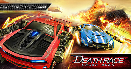 Death Race Crash Burn