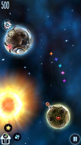 Little Galaxy перепрыгивайте с одной планеты на другую